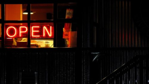 Check out these 20 restaurants perfect for late-night dining.